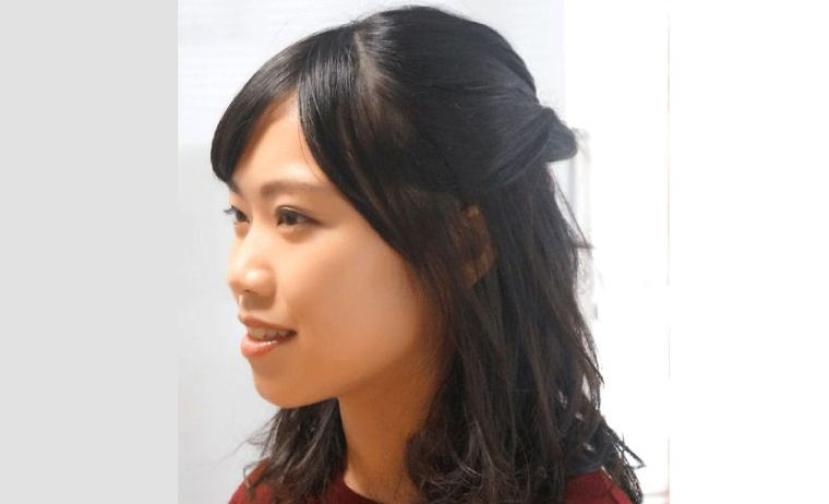 パーソナルカラーポイント・髪